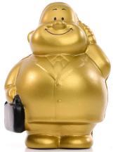 SQUEEZIES® Golden Bert®