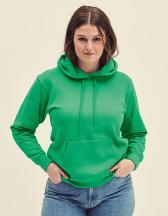Ladies Classic Hooded Sweat