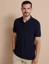 Men's Micro-fine Pique Polo Shirt