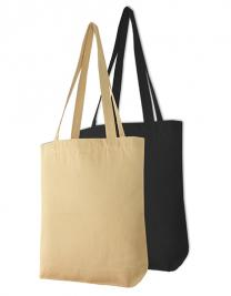 Canvas Carrier Bag Long Handle
