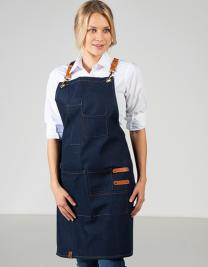 Bib Apron Denim