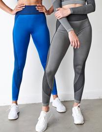 Ladies' Seamless Panelled Leggings
