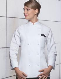 Ladies`-Chef Jacket Lara