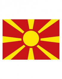 Flag Macedonia