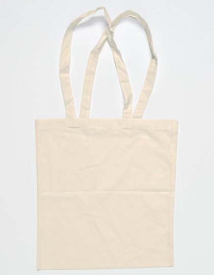 Cotton bag, long handles