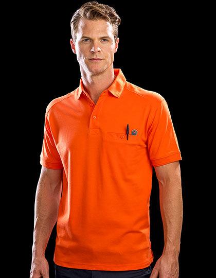 Apex Pocket Polo Shirt